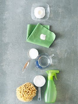 how to naturally clean mold stains off of stainless steel