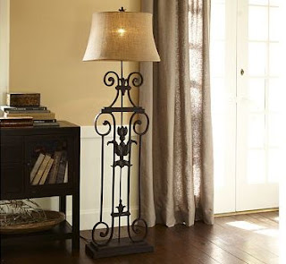 Sabina Floor Lamp Base