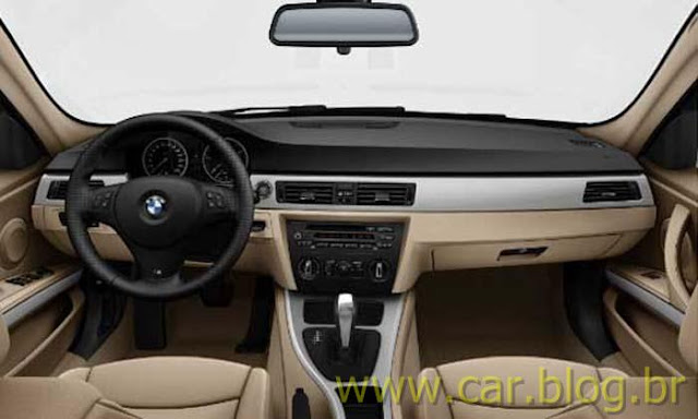 BMW 318i Sport-interior beje