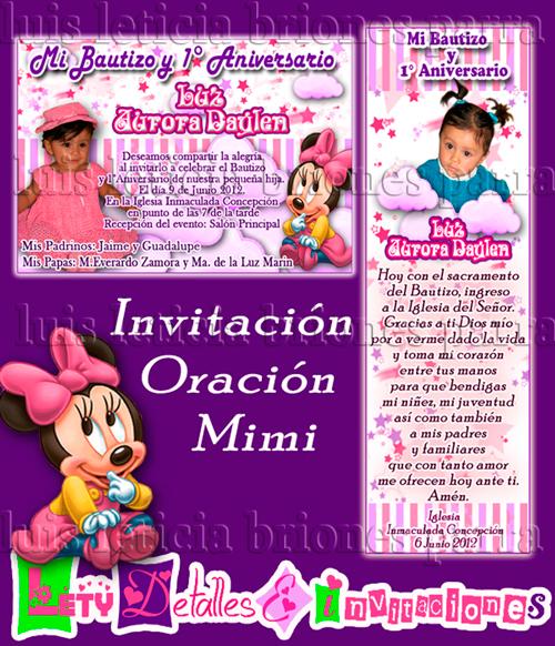 f7c01da3d Detalles E Invitaciones X Letici At B Kit Imprimible Bautizo Para