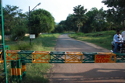 Hondarbalu checkpost is the chief entrance to BRT tiger reserve between Chamarajanagar town and K.Gudi near Chamarajanagar town