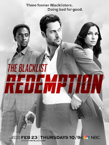 The Blacklist: Redemption Poster