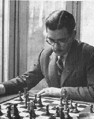 El ajedrecista Antonio Medina