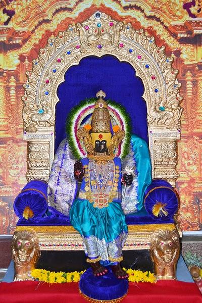 God Photos: Goddess Mahalaxmi Mata Kolhapur Beautiful Image Gallery ...