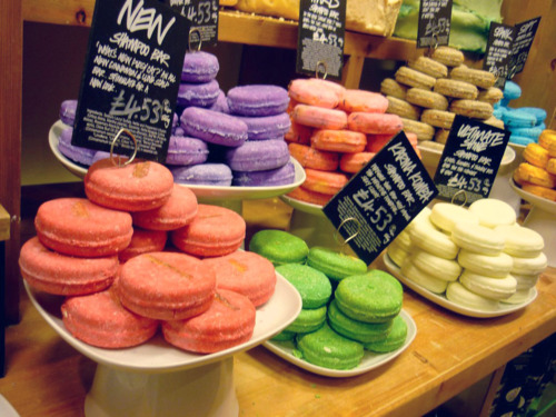 Lush Products Are Not All Natural