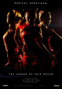 sinopsis film the legend of trio macan
