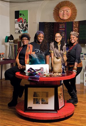 Yeyo Arts Collective Featured in St. Louis Magazine