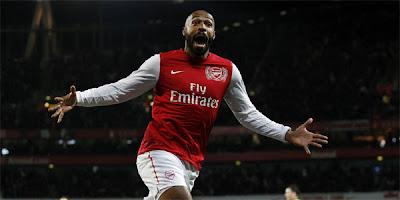 Thierry Henry nin Leeds'e attığı gol videosu