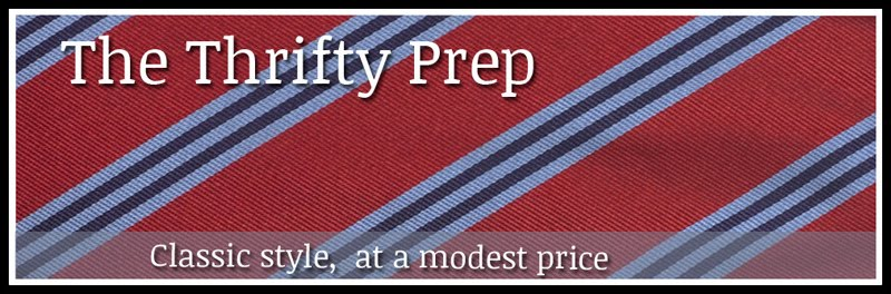 The Thrifty Prep