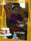 "happy birthday ""rafiQ arzachel"""