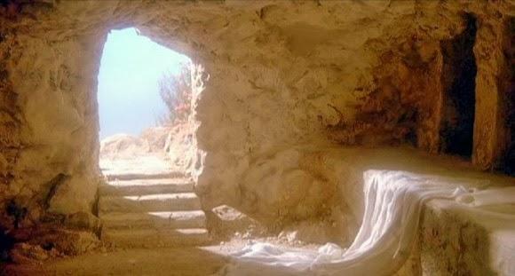 Jesus ressuscitou e vive para sempre