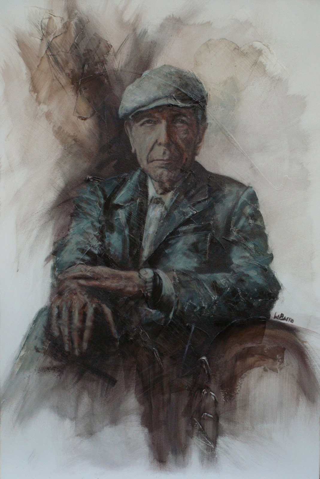 Rémi LaBarre 1977 | Canadian painter