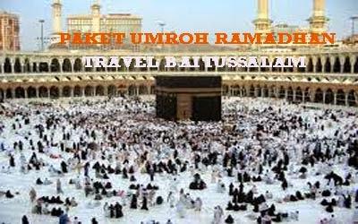 Paket Umroh Awal Tengah Full dan Akhir Ramadhan
