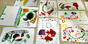 Dibujos niños 1 ramon casas mario fondo