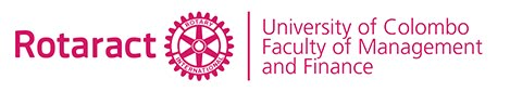 Rotaract Club of University of Colombo, Faculty of Management & Finance