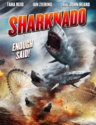 Sharknado (2013)  [DVD-Rip]