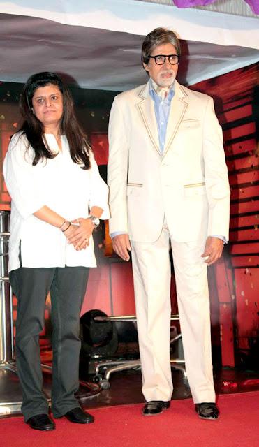 Amitabh Bachchan at 'Kaun Banega Crorepati 7' press meet