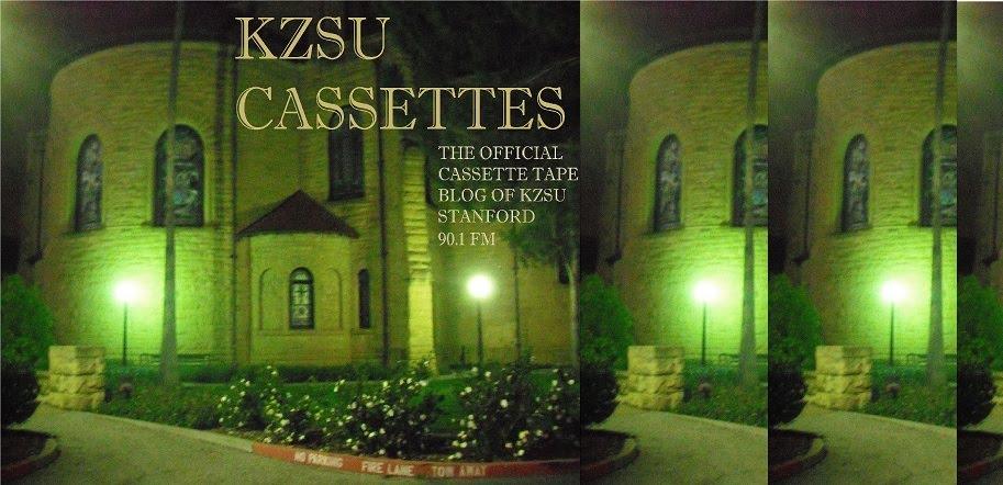 KZSU Cassettes