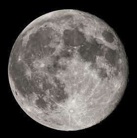 Cómo fotografiar la luna. Parámetros y trucos