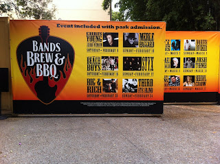 Bands Brew & BBQ Lineup