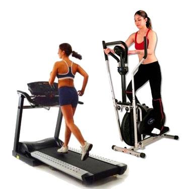 Nutrici n y salud en l nea ejercicio f sico con m quinas - Maquinas para gimnasio en casa ...