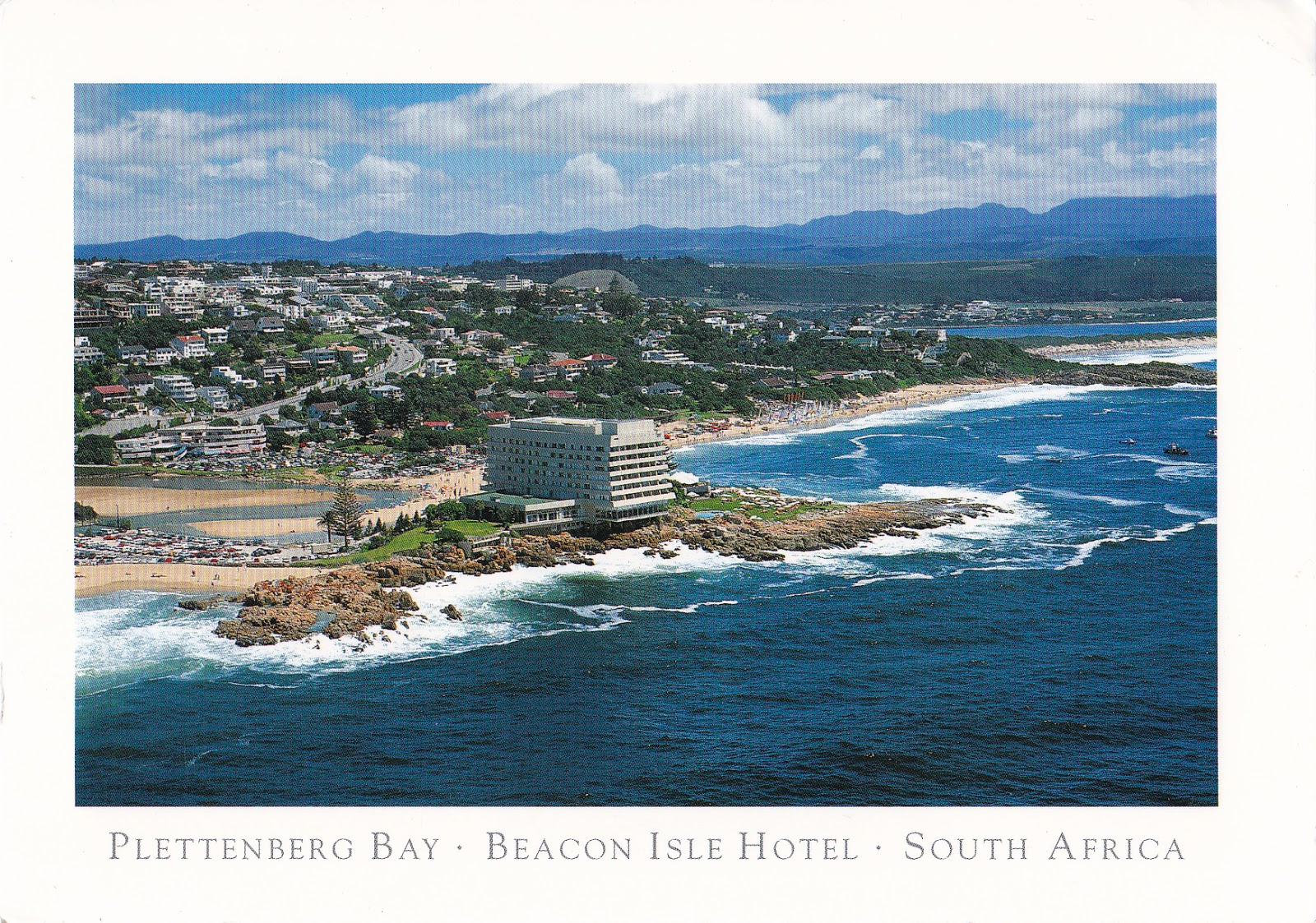 Plettenberg Bay South Africa  City pictures : Jazz Stamps: Postcrossing # 12 : Plettenberg Bay, South Africa