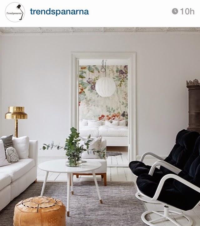 Selección instagram en tono gris combinado con algo de color