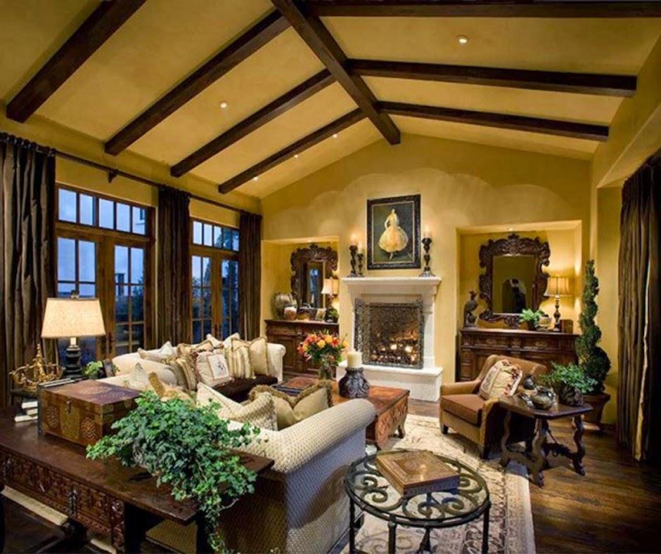 Indoor teakwood decor