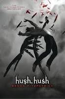 Hush, Hush by Becca Fitzpatrick Top Ten Tuesday(4)