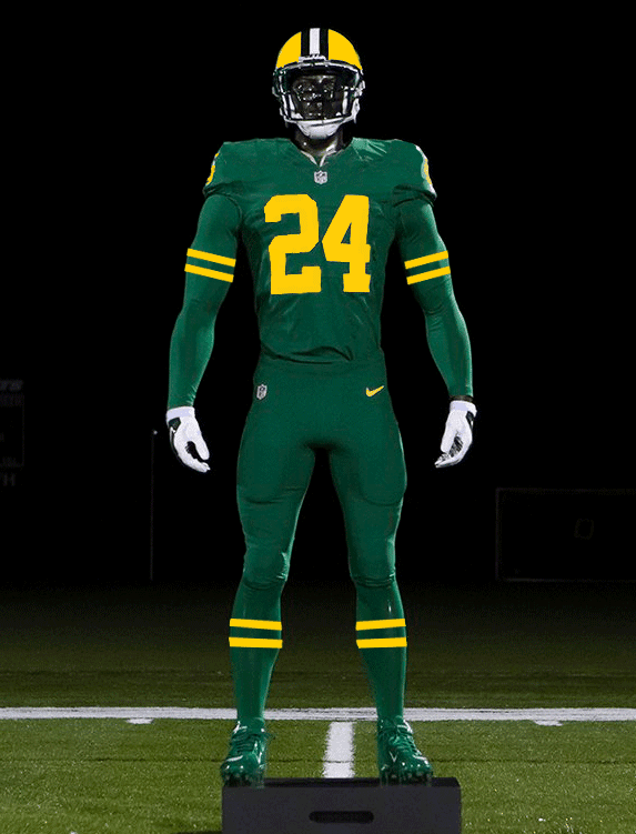 All Nfl Teams Will Wear Color Rush Uniforms In 2016