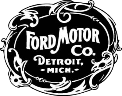 old Ford logo psd