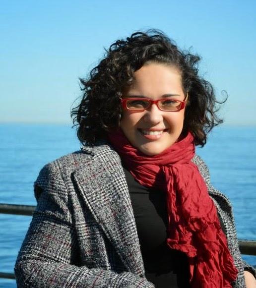 Cristina Ocera laurenda in Scienze dell'Educazione