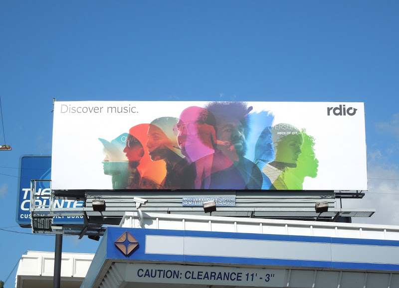 rdio billboard 2013