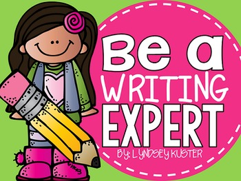 http://www.teacherspayteachers.com/Product/Be-a-Writing-Expert-Beginning-of-the-Year-Activities-That-Encourage-Writing-1375726