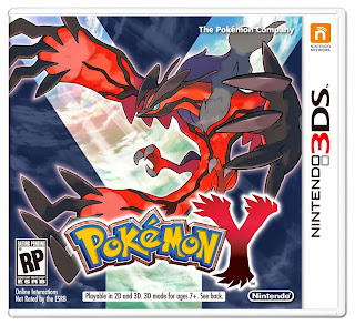 Pokemon Y (3DS USA)