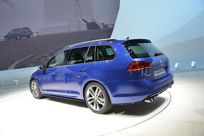 VW Golf Variant R-Line