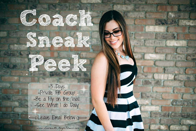 coach sneak peek
