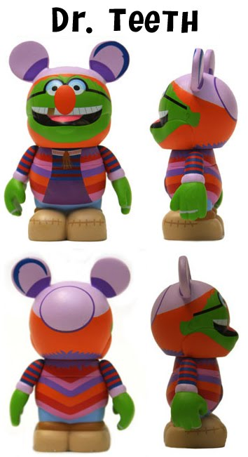 Muppets 2 Vinylmation Explained Wdw News Today