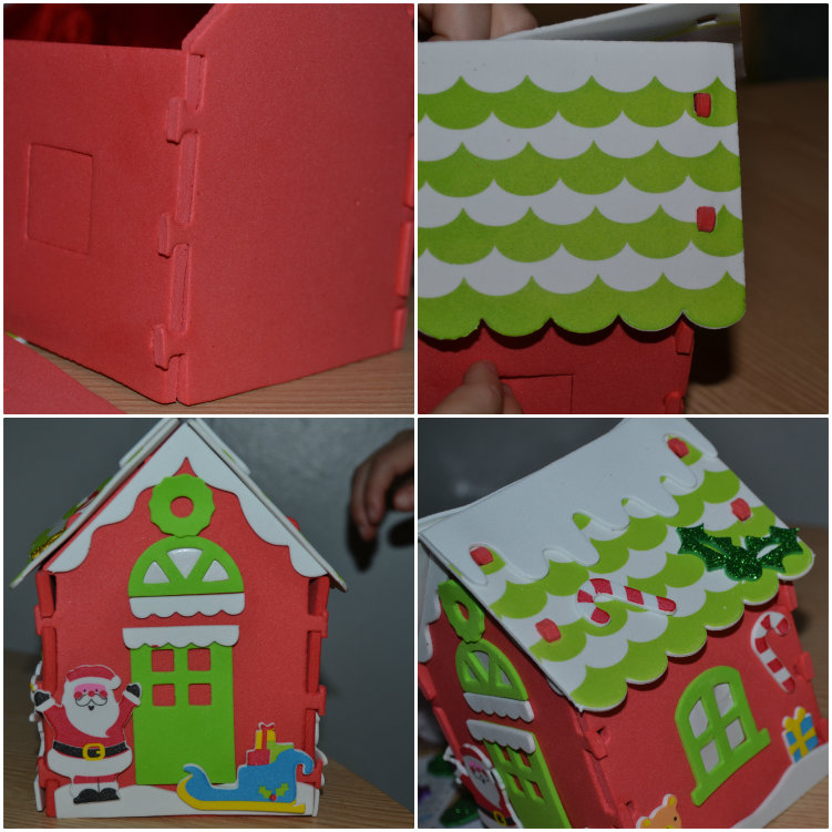 Santas workshop from yellowmoon @ ups and downs, smiles and frowns