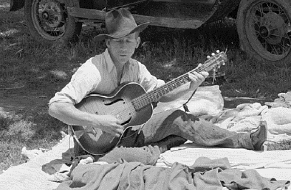 Your Grandpa's Guitar