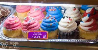 Cupcakes, The BoardWalk Bakery