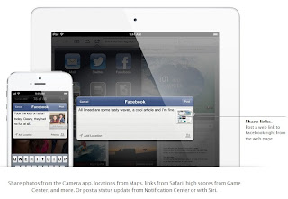 Update twitter and Facebook with Siri