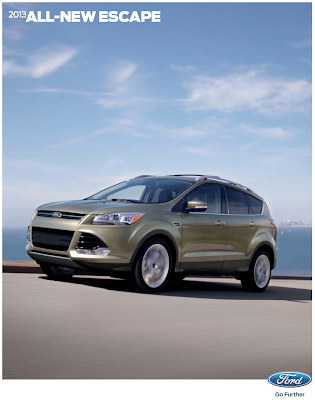 Download Your  Ford Escape Brochure