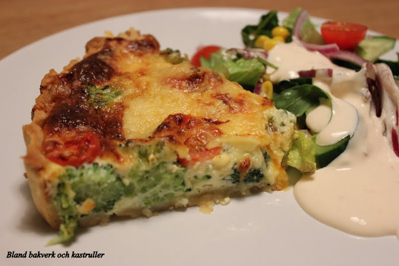 broccolipaj jennys matblogg