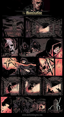 Darkest Dungeon Presents #1 – The Abomination