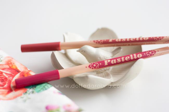 Neve Cosmetics Magnolia Orchidea pastello matita