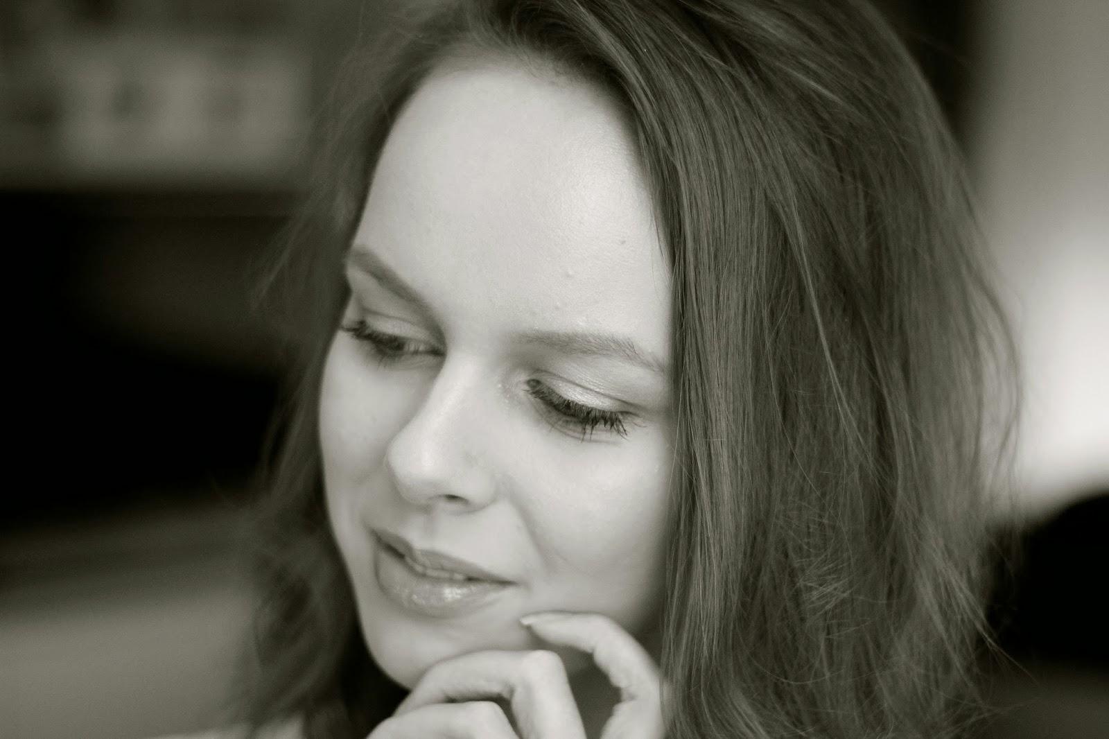 portretfoto black & white