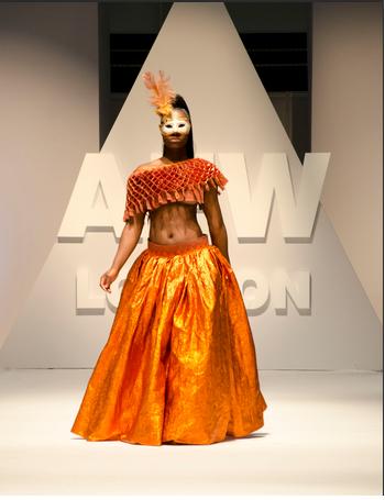 TIR Fashion House London Fashion Week Africa 2014