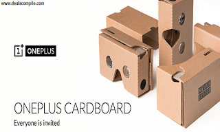 OnePlus Cardboard at Rs.99