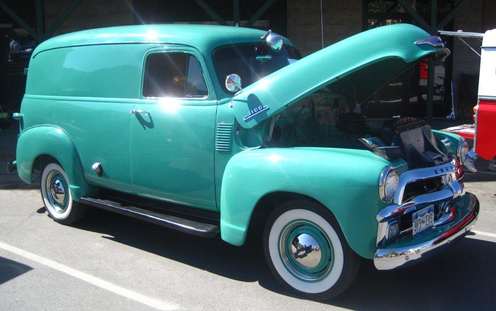 1955 truck